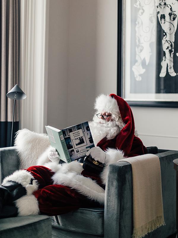Track Santa - December 4th