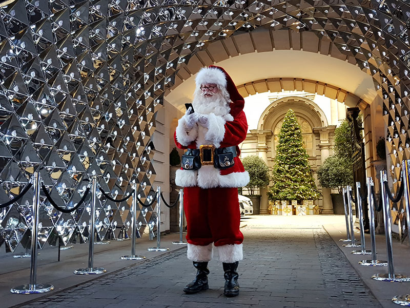 Track Santa - December 9th