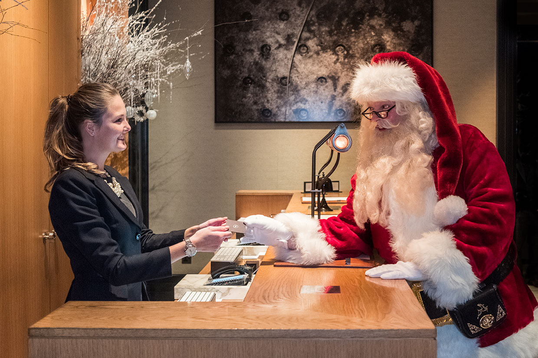 Track Santa - December 8th