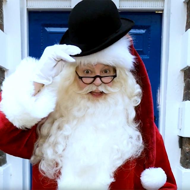 Track Santa - December 7th
